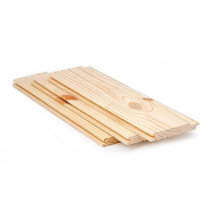 вагонка для сауны деревянная