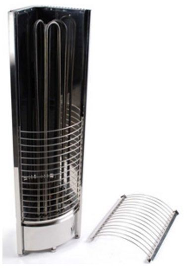 Электрокаменка Sawo TOWER HEATER CORNER TH6-80NS-CNR